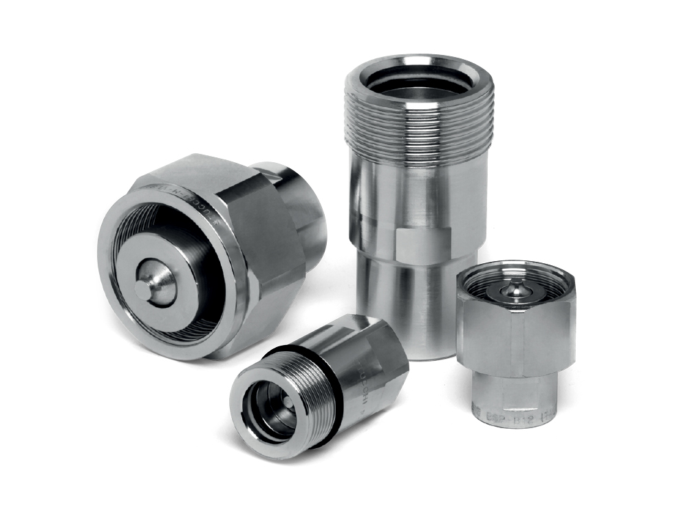Quick Action Couplings vls